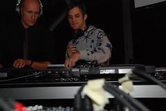 DJs Hachi und Christian Walt