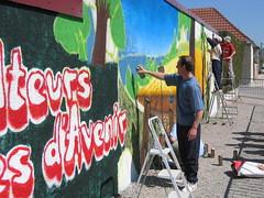 Association Urban Life, Graffiti, Fête de l'agriculture