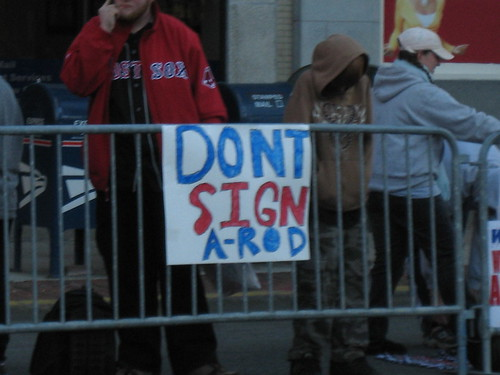 Don't Sign A-Rod!