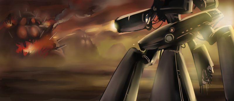 腐海戰爭3