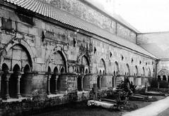Osnabrück - Dom i 1975 (Arnim Schulz) Tags: church germany deutschland cathedral roman dom catedral iglesia kirche chiesa alemania romanesque allemagne église osnabrück germania cattedrale niedersachsen cathédral románico romanisch romanik