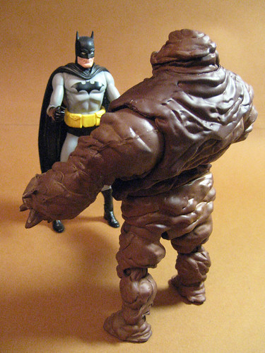 Batman and Clayface