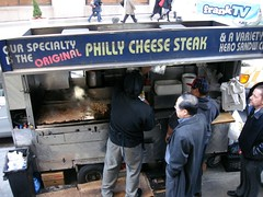 Philly Cheese Steak Cart