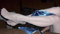 35 (feet_man99) Tags: feet stockings femalefeet