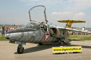 Saab 105 ~ GF-16 Autriche AF  (Saab10GF162)