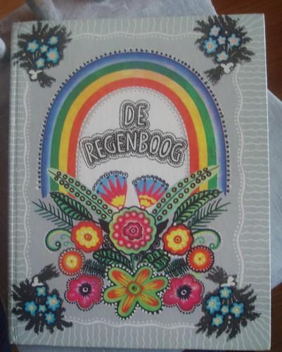 bookcover de regenboog