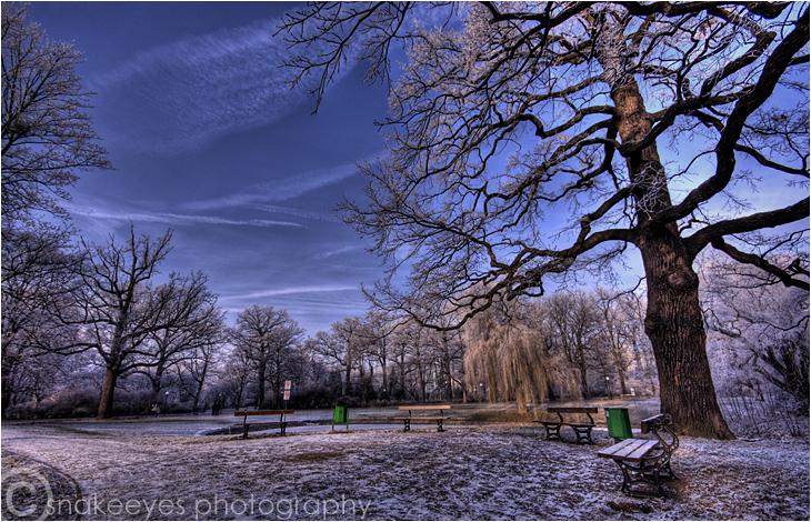 The Źródliska Park
