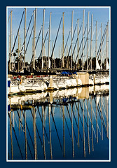 20071219-77 (Edoray) Tags: reflections boats sandiego embarcadero seaport sandiegoskyline superbmasterpiece
