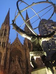 Rockefeller Center (rofair) Tags: newyork manhattan fifthavenue rockefeller heritage2011