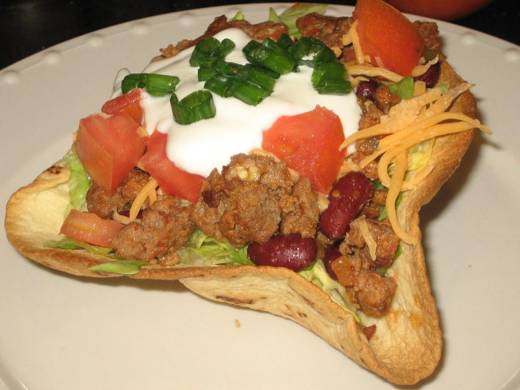 Taco Salad Makeover