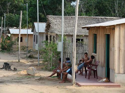 Comunidada no interior de Juruti