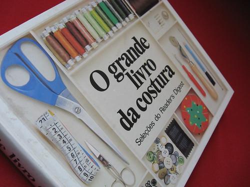 O grande livro de costura - Como Faz