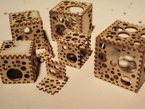 GX20 160 Tarbell  Cubes