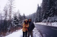 Alpes 275 - Começando a nevar Austria