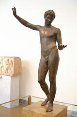 The Marathon Boy, Athens