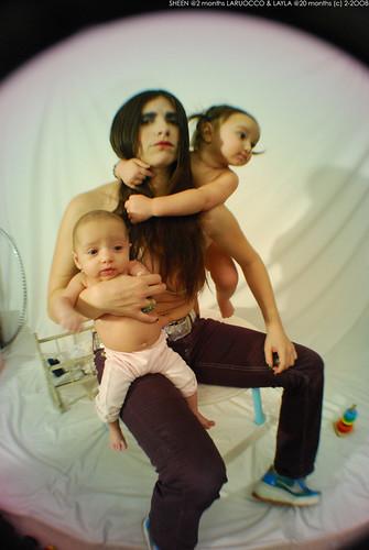 SHEEN, LARUOCCO & LAYLA