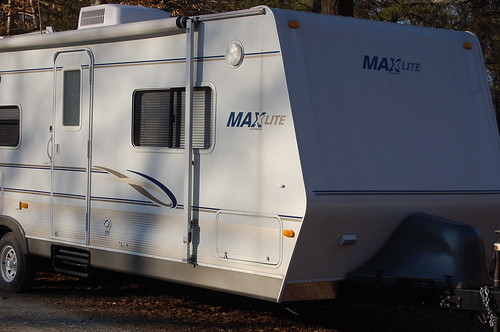 For sale - 2006 r-Vision Maxlite Travel Trailer