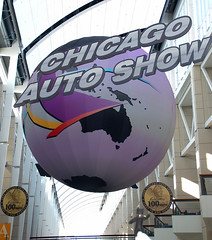 Hopscotch Hambone-Chicago Auto Show