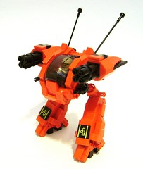 LM2 - Mite (DARKspawn) Tags: red robot lego space mecha bot mech classicspace