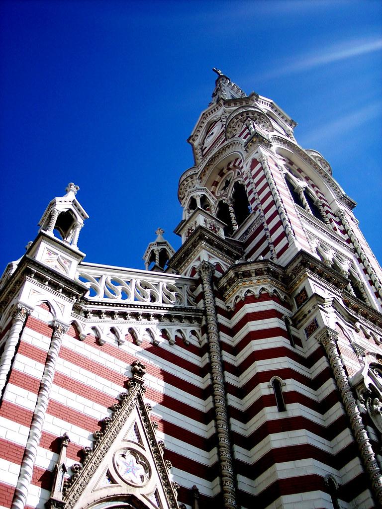 Iglesia del carmen, Bogota, Colombia