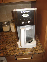 new cuisinart coffee maker