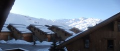 View from Chalet Reberty - Les Menuires (Ken Doerr) Tags: lesmenuires kendoerr