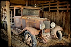 The Cotton Gin (micky mb) Tags: chevrolet truck 1931 rust antique pickup chevy independence cottongin abigfave platinumphoto mickymb bvt1