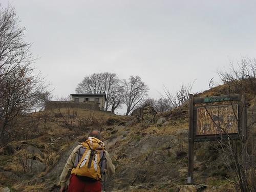 Il rifugio degli alpini