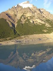 Fitz Roy - trek - aurore - lagune - sommet - reflet