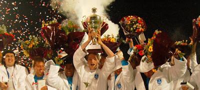 Jong PSV wint beker 2008