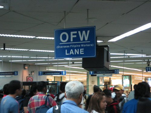 OFWs Israel