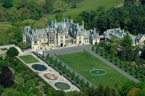 Biltmore Estate To Open Four New Never Before Seen Rooms In April