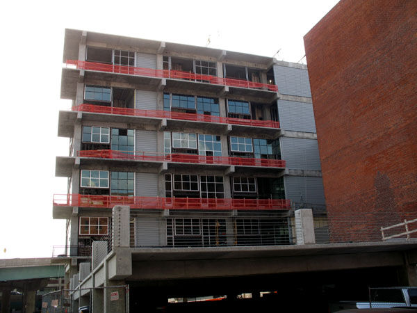 Parker Flats may 6, 2008