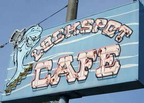 Another look at the Lockspot Cafe