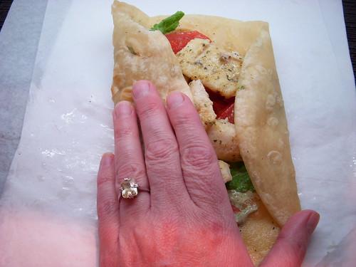 4 Trout Burrito