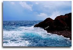 Rocky Waves (Mr. FRANTaStiK) Tags: ocean rocks waves pacific philippines formation reef visayas seas palapag mywinners platinumphoto anawesomeshot fongetz francistan palapagsamar goldstaraward rakitdakit