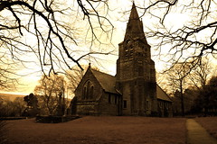 Edale church (trying to become something goood) Tags: macro nature canon wildlife insects edale eos400d