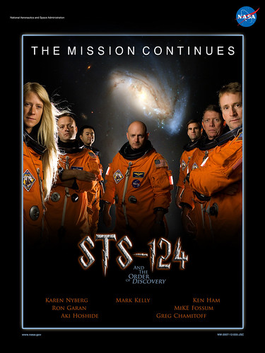 STS-124 and the Order of Discovery
