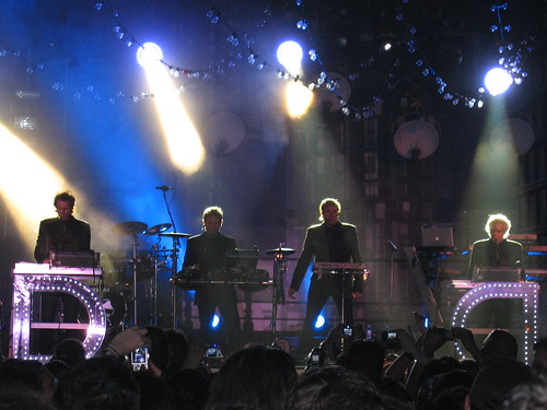 Duran Duran, New York, May 2008