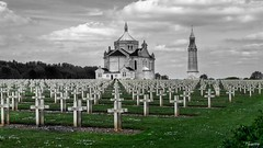 Notre-Dame-De-Lorette (musette thierry) Tags: musette thierry cimetière notredamedelorette nord france militaire february may