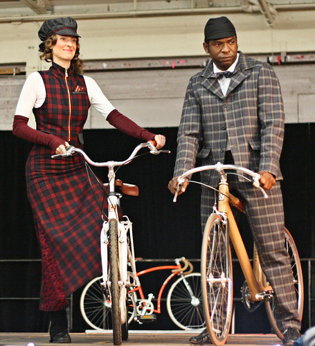 Bike Expo Fashion Show