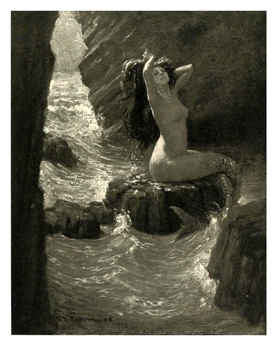 003-La sirena-Work vol 1 1909- Alfred Tennyson