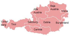 Estados de Austria