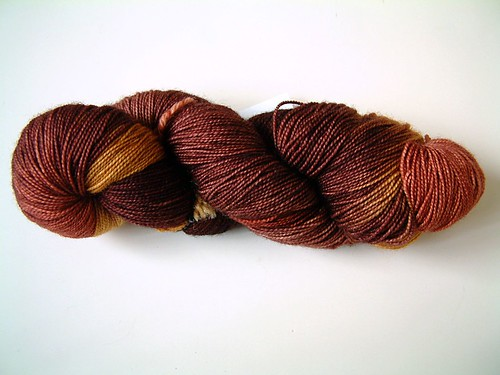 Yarn Pirate- Brown Sugar