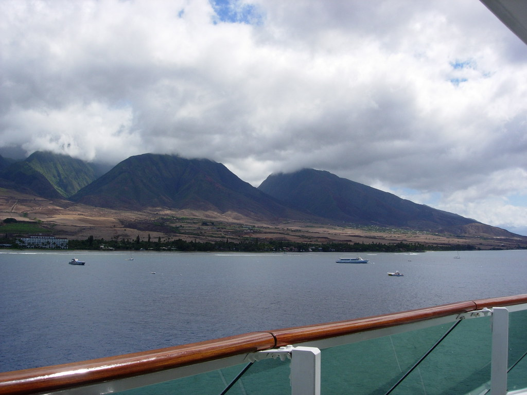 Lahaina, Maui - Afternoon
