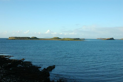 Islands From Loviag Bay