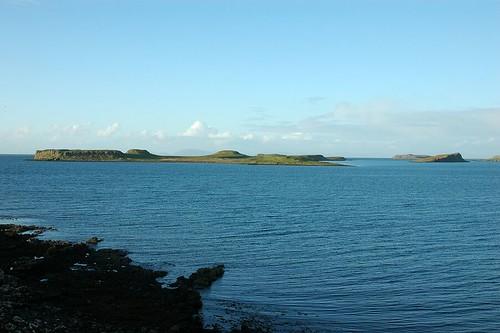 Islands From Loviag Bay