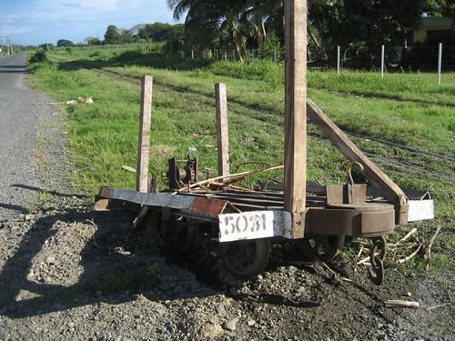 sugar cane train car