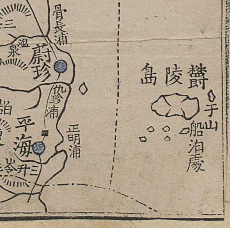 1898 - Joseon-jido - Gangwondo 2
