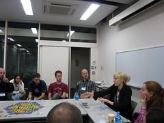 2007_09_24-29-digra-japan 483 (mimmi) Tags: tokyo tracyfullerton jesperjuul digra celiapearce maryflanagan staffanbjörk digra2007 valuesatplayboardgamemoddingworkshop